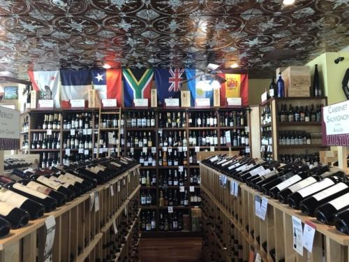 bethesda market beer wine deli inside5